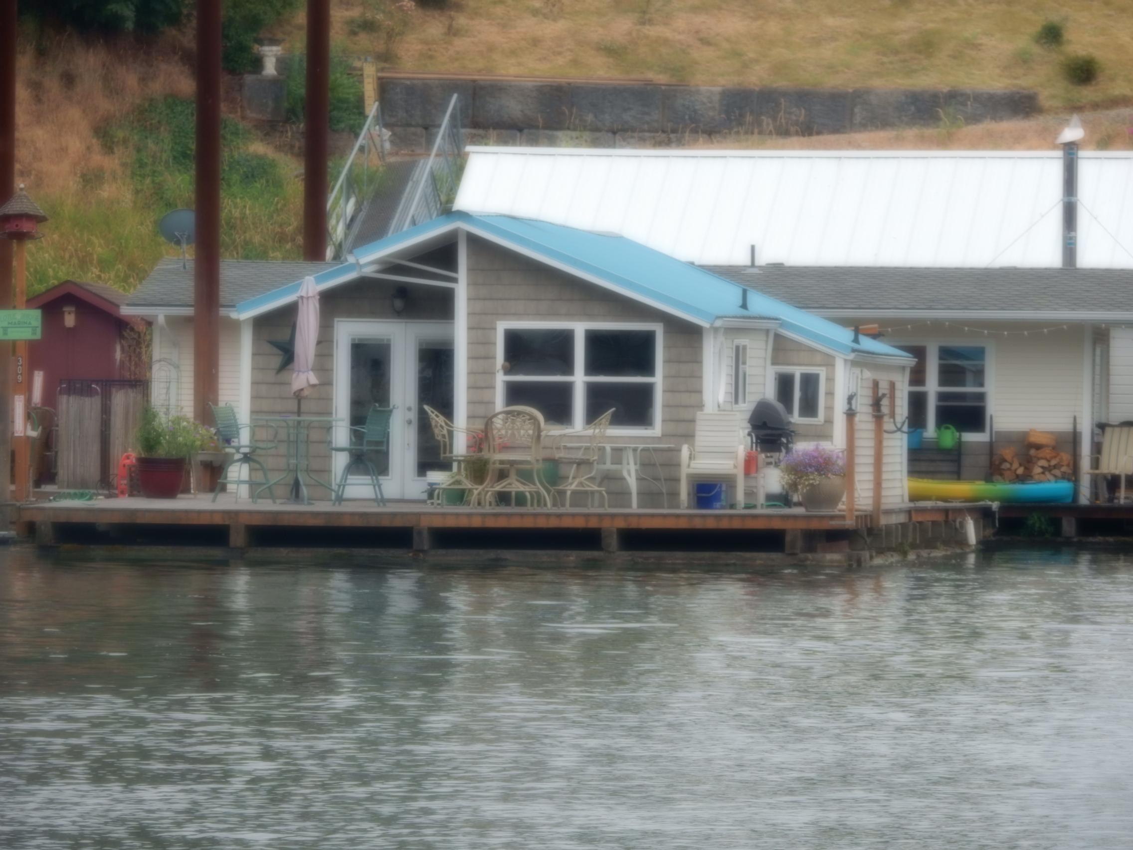 Portland Floating Homes Archives Karla Divine Floating